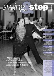 Bayern - Deutscher Tanzsportverband eV
