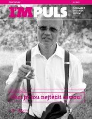 ÄŒasopis IMPULS 2/2009 - T-Mobile