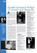Oliver Stachetzki und Tamara Teichmann gewinnen Panke-Pokal in ... - Seite 2