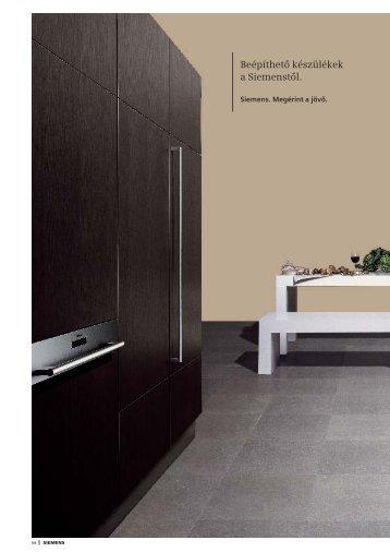 Siemens liftMatic sütô - Kapos Design Bt.