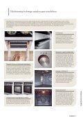Siemens liftMatic sütô - Kapos Design Bt. - Page 4