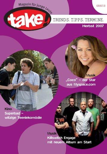 Nicht mit Uns! - TAKE! Online | Magazin für junge Leute
