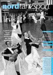 meisterschaft der Tanz - Deutscher Tanzsportverband eV