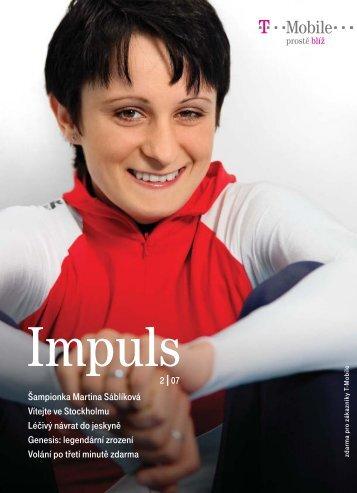 ÄŒasopis IMPULS - T-Mobile