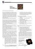 Senkgruben; Befundvorlage und Ausbringung - Seite 2