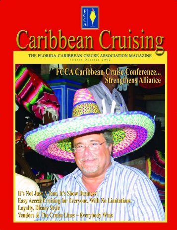 Fourth Quarter 2002 (4.5mb) - The Florida-Caribbean Cruise ...