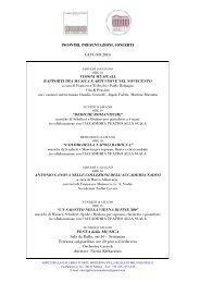 Programma aggiornato - Galleria d'Arte moderna di Milano