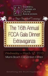 The Sixteenth Annual Gala Dinner Extravaganza - March 17, 2010