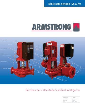 Bombas de Velocidade Variável Inteligente - Armstrong Pumps