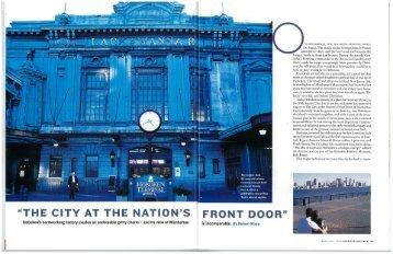 The City at the Nation's Front Door - Robert Klara