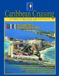 CC Third Quarter 2002 - The Florida-Caribbean Cruise Association
