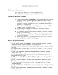 NATO Conference Committees