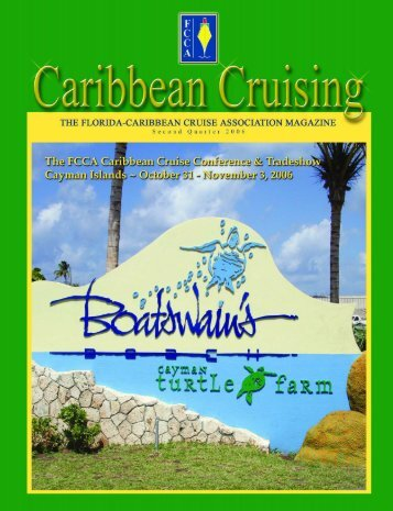 2nd Quarter 2004 - The Florida-Caribbean Cruise Association
