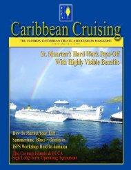 Third Quarter 2003 (4.5 mb) - The Florida-Caribbean Cruise ...
