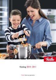 Katalog 2010 – 2011 - Fissler