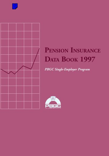 Final Book - Pension Benefit Guaranty Corporation