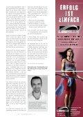 ERFOLG IST EINFACH Gruppenfitness für Alle ... - Tanja Schweitzer - Page 6