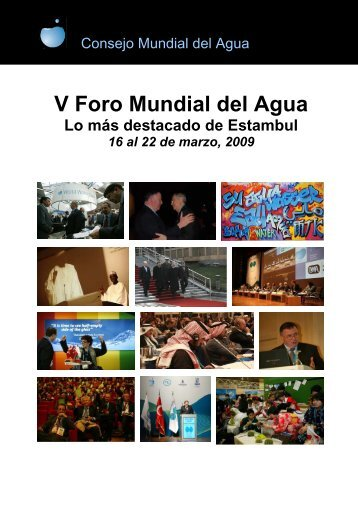 V Foro Mundial del Agua - World Water Council