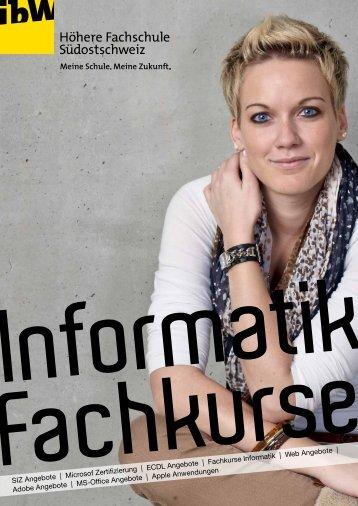 SIZ Angebote   Microsof Zertifizierung   ECDL Angebote   Fachkurse ...