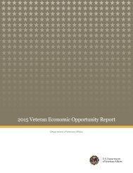 VeteranEconomicOpportunityReport2015