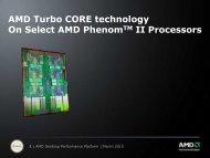 Desktop Solutions - AMD News