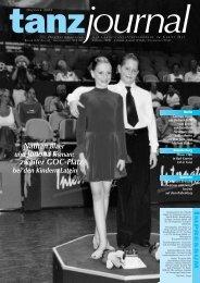 Nathan Blaer und Junona Fisman: zweiter GOC-Platz