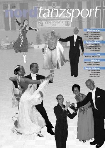 Meisterschaften NTV - Deutscher Tanzsportverband eV