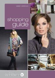 shopping Guide - Die Oberösterreicherin
