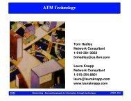 ATM Technology - Laura Jeanne Knapp