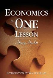 Economics in One Lesson_2