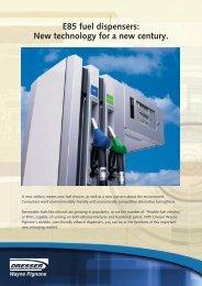 E85 fuel dispensers - Emme Informatica Srl