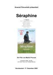 Séraphine - Arsenal Filmverleih