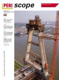 Formwork, Shoring and Scaffolding Issue 1 - PERI Formwork