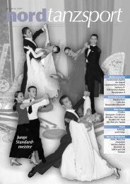 Junge Standard- meister - Deutscher Tanzsportverband eV