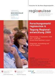 entwicklung 2009 - SVSM - Schweizerische Vereinigung für ...