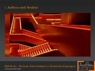 I. Aufbau und Struktur - BDB Bezirksgruppe Rhein Ruhr