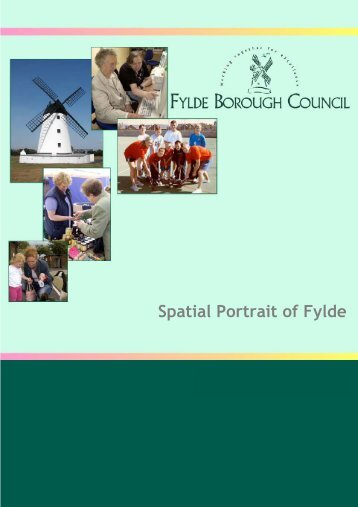 Spatial Portrait of Fylde Borough