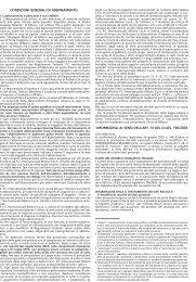 CONDIZIONI GENERALI DI ABBONAMENTO INFORMATIVA AI - Inter
