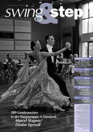 Marcel Wagner/ Denise Egenolf - Deutscher Tanzsportverband eV