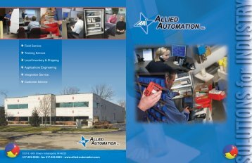 Brochure - Allied Automation, Inc.