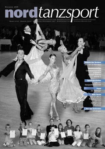 Aus den Landesverbänden - Deutscher Tanzsportverband eV