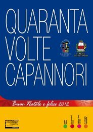 Dicembre 2011 - Comune di Capannori
