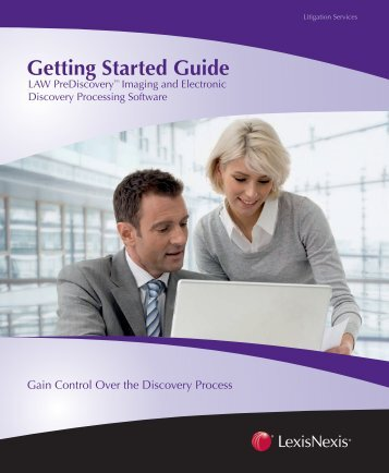 Getting Started Guide - LexisNexis