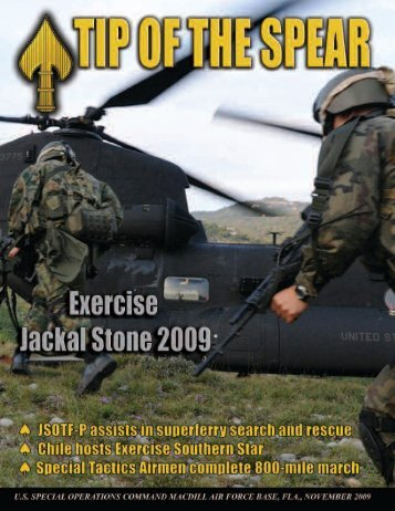 TOTSNov09 - United States Special Operations Command