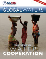 Global Waters - March 2013 - usaid