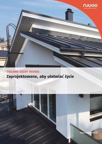 Ruuki, Katalog pokryć dachowych 2012 - cylex.pl