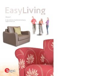 sofa options - Target Furniture Ltd