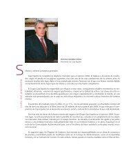 Carta del Presidente - Caja España