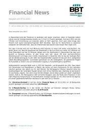 als PDF herunterladen - BBT GmbH