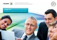 InLoox PM Projektmanagement neu definiert